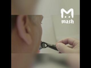 Павел Грудинин сбривает усы
