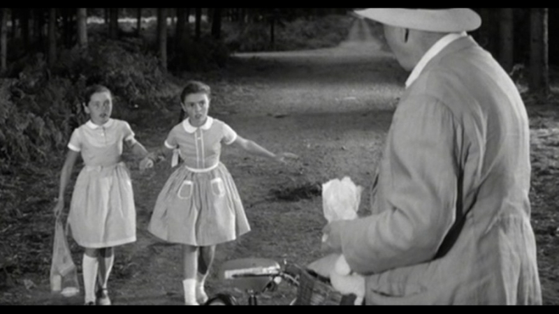 Nunca aceptes dulces de un extraño Cyril Frankel 1960