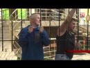 Ночной форсаж по Симферополю Водитель легковушки на полном ходу протаранил забор детского центра Это ДТП произошло 23 октября в