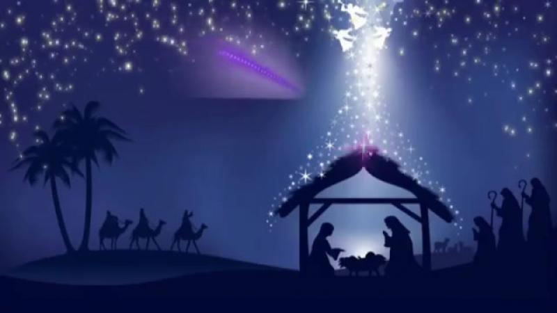 ОТКРЫТКА С Рождеством Христовым!