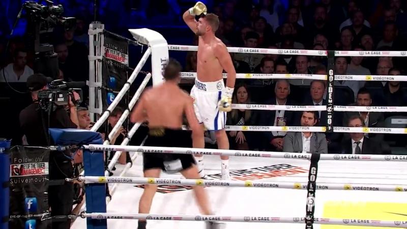 Fight highlights- Billy Joe Saunders vs. David Lemieux (HBO World Championship Boxing)