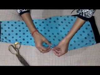 Top from waste legging in hindi.mp4