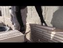 Кладка длинного кирпича Randers Tegl серия Ultima