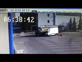 Брачные игры грузовиков