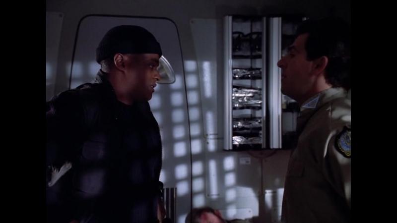 Подводная одиссея (Сиквест 2032) / SeaQuest / 1x13 - Nothing but the truth (Ничего кроме правды)