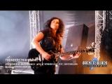 Thunderstruck LIVE Pro shot - BACK N BLACK - The Girls Who Play AC⁄DC (HD)