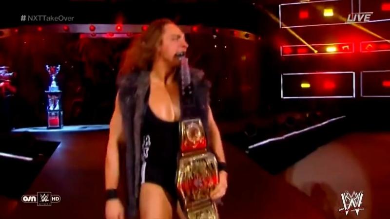 ШКК: NXT TakeOver New Orleans (Энексти Овладевание Орлеаном Новым) - 07.04.2018