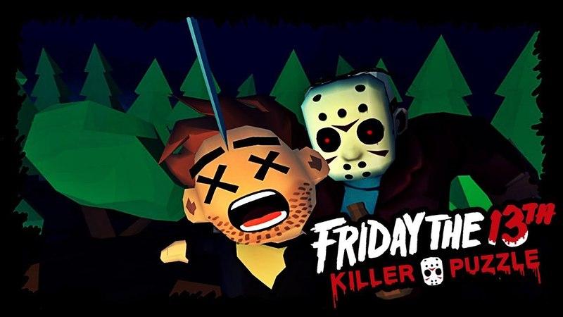 ИГРО СЕРИАЛ - Friday the 13th: Killer Puzzle (1 серия)