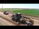 Строительство дороги с нуля до нанесения высокоплотной минеральной эмульсии HA5