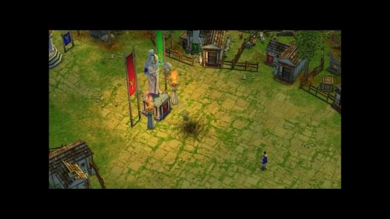 Age of Mythology™- Divine Satisfaction (Cinematic)