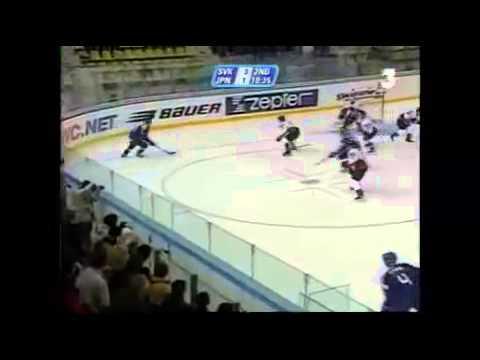 ЧМ-2001. Топ-дивизион. Словакия - Япония