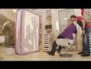 Розовые в парикмахерской - Голые и смешные