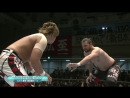Hirooki Goto, YOSHI-HASHI, Chuckie T vs. Kota Ibushi, Bad Luck Fale, Chase Owens (NJPW - New Japan Cup 2018 - Day 7)