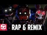 Five Nights at Freddys Rap. JT Music.