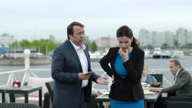 Анна Ковальчук в сериале Тайны следствия 17 (2017) - 12 серия