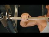 Тренировка для развития грудных мышц на массу