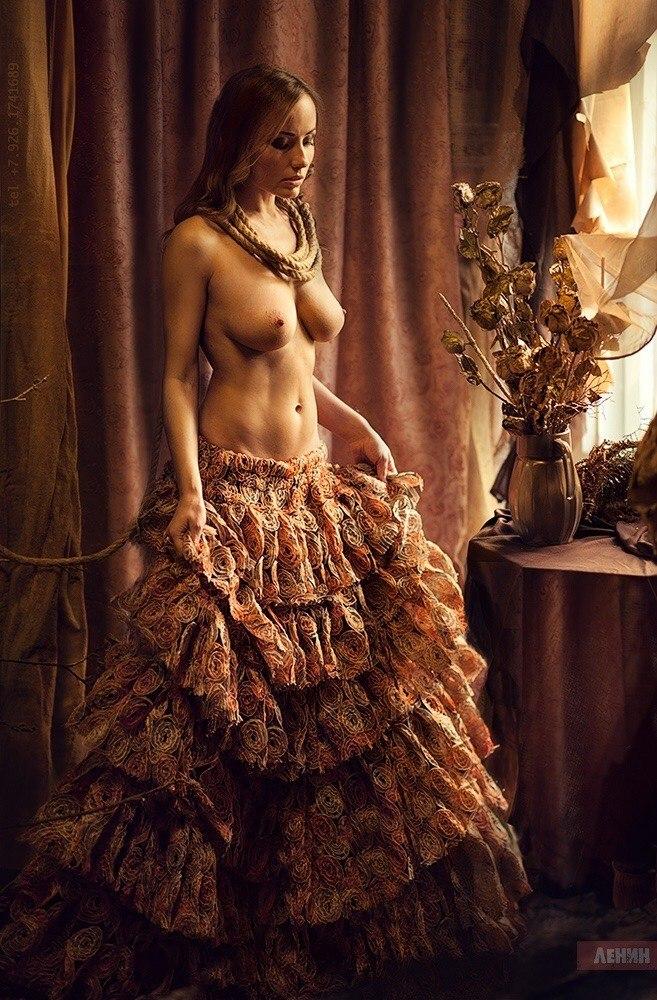 Clothing fetish lingerie