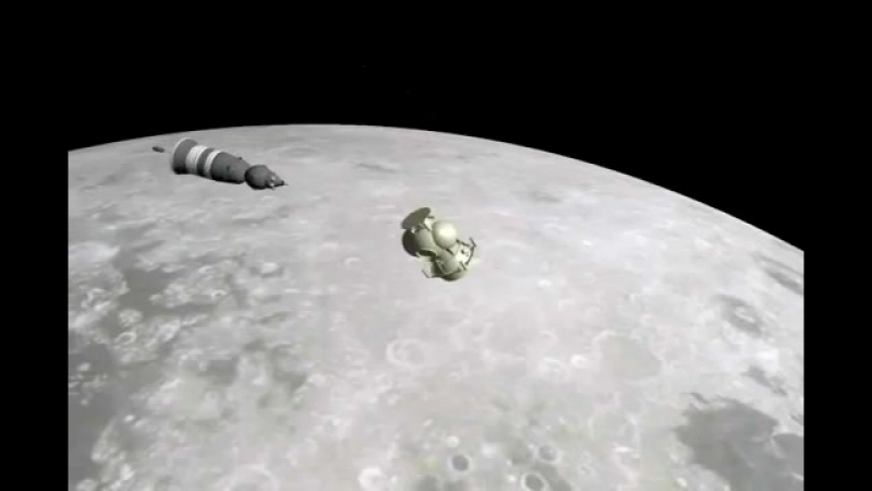 N1-L3 Soviet Manned Lunar Landing - An Orbiter Film by Timm Humphreys
