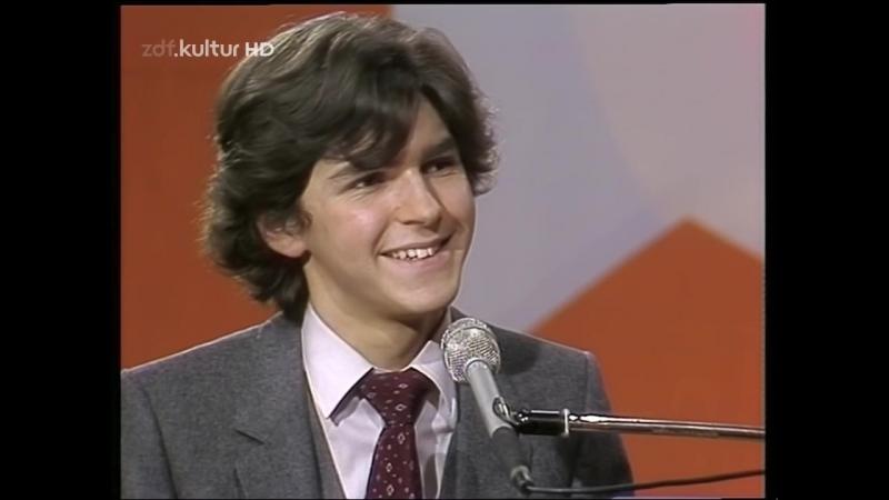 Thomas Anders - Du weinst um ihn (ZDF HD, Hätten Sie heut' Zeit für uns 15.01.1981)