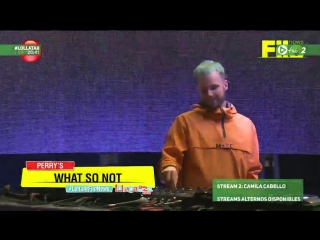 What So Not - Lollapalooza Argentina 2018