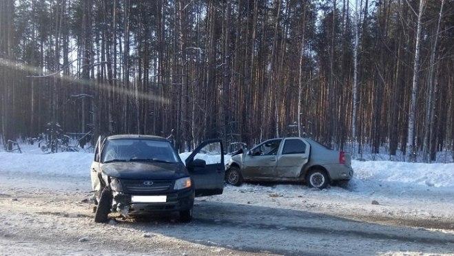 Четыре человека пострадали в результате ДТП в Волжском районе