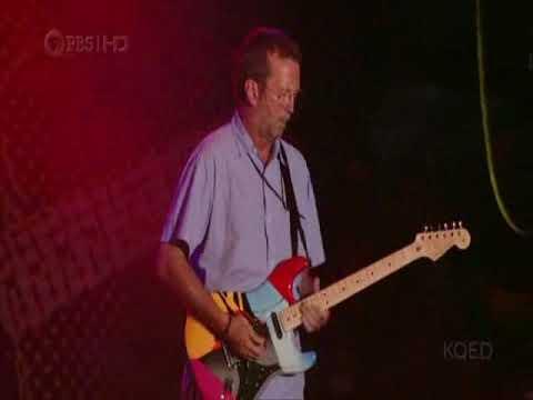 Carlos santana and eric clapton crossroads blues fest- jingo
