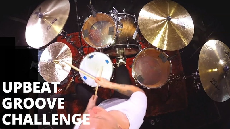 Upbeat Groove Challenge | Aaron Gillespie