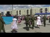 Вальс победы в День Победы: репортаж с праздничного мероприятия.