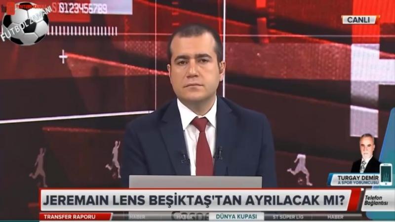 BEŞİKTAŞ Transfer Raporu ¦ Lens Quaresma Pepe Yorumları 18 Haziran 2018