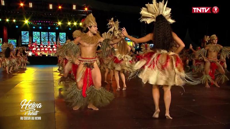 Heiva i Tahiti 2017 - Extrait TAMARIKI POERANI