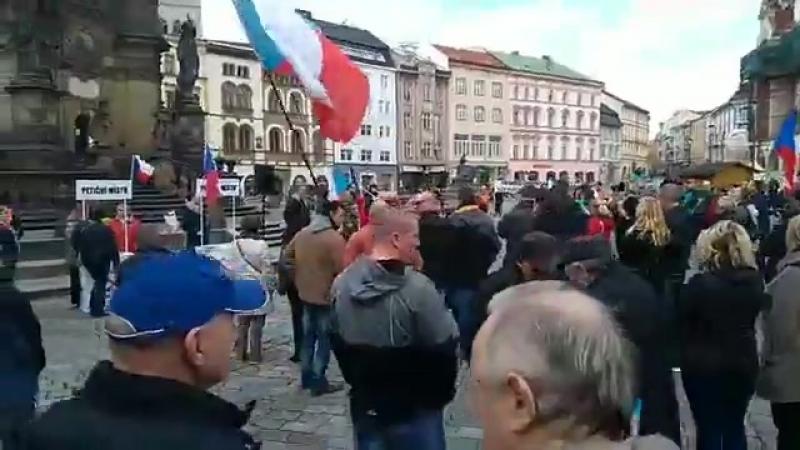 TV Patriot Obnova rodiny, vzkříšení národa, Olomouc