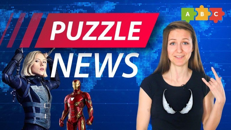 Puzzle News: лучшее об английском за неделю