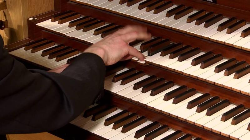 Max Reger - Orgelphantasie über Straf mich nicht in deinem Zorn op. 40