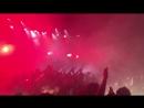 Anacondaz - Хаос, остановка концерта Поезда без электричества