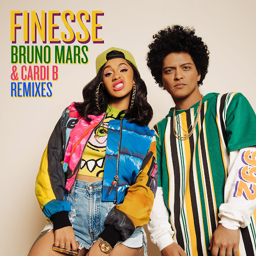 Bruno Mars альбом Finesse (Remixes) [feat. Cardi B]