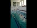 Экзамены. Ускоренный Курс обучения плаванию.