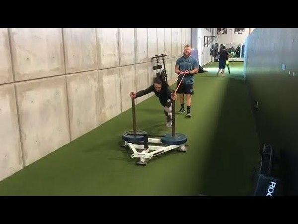 Joanna Jedrzejczyk Workout ATT 29 05 18