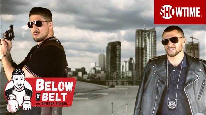 Lomachenko/Schaub Movie Trailer | BELOW THE BELT with Brendan Schaub
