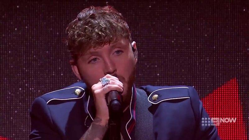 James Arthur - You Deserve Better - The Voice Australia 2018