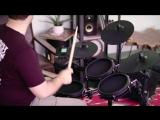 Alesis Nitro 8-Piece Electronic Drum Kit - All Playing, No Talking