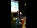 12 03 2018 отель Бородино Москва Выступление Сандры Пихa Крудер Взмывающий менеджер из Австрии