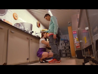 Irina vega - blind fuck in the supermarket [all sex, hardcore, blowjob, gonzo]