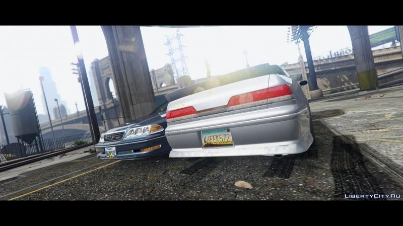 Drift GTA V Mark 2