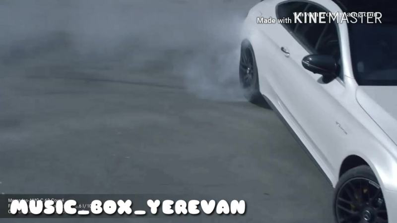 What is Love (Moombah Remix 2017) Mercedes AMG C63 Drift