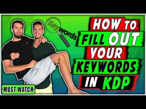 ⭐ How to Optimize Your Keywords for Amazon KDP ⭐ to Maximize Sales and Visibility