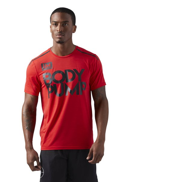 Спортивная футболка LES MILLS™ ACTIVChill