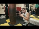 Как правильно бить апперкот в боксе _ Удары снизу руками