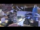 VW Amarok химическое Восстановление прозрачности фар
