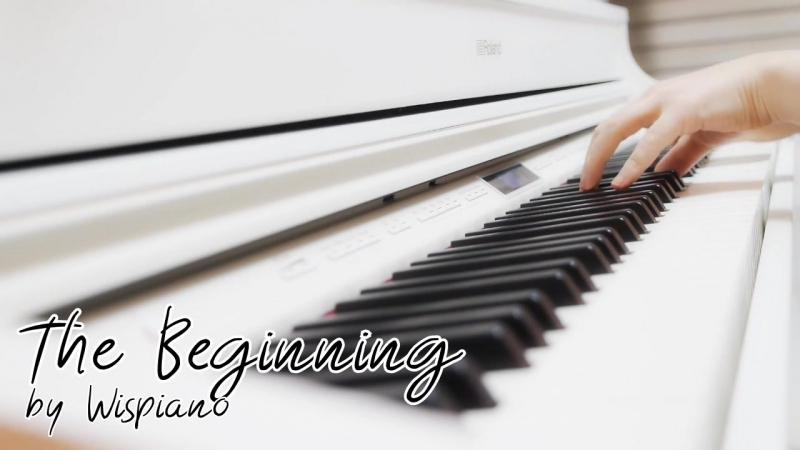 Ryan Arcand The Beginning Piano cover