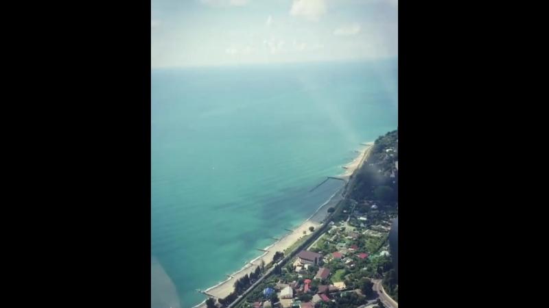 Егор Крид в Instagram Перелёт по красоте не хуже чем от Ниццы до Монако! P.s. Надеюсь во